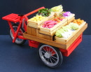 dolls-house-miniature a market trolly 1