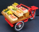 dolls-house-miniature a market trolly 4